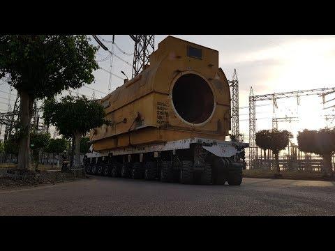 Project Nubaria - 240mt Siemens Generator Exchange Tool