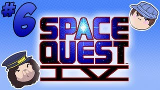 Space Quest IV: Latex Babes of Estros - PART 6 - Steam Train