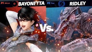 Super Smash Bros. Invitational | 2018 Bayonetta vs Ridley