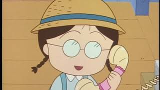 Chibi Maruko Chan #136 The end of summer vacation