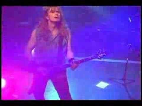 Megadeth - Rude Awakening - Return To Hangar