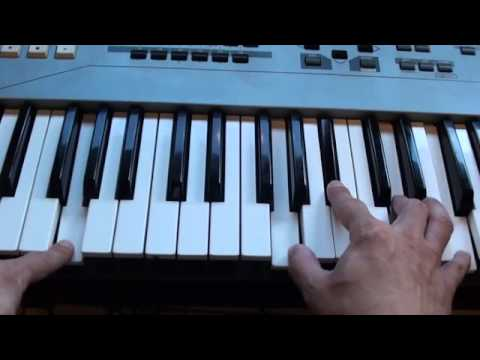 How To Play I Need You Now On Piano Olly Murs Tutorial Youtube