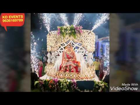 Bridal Entry Concept BY KD EVENTS KOTA