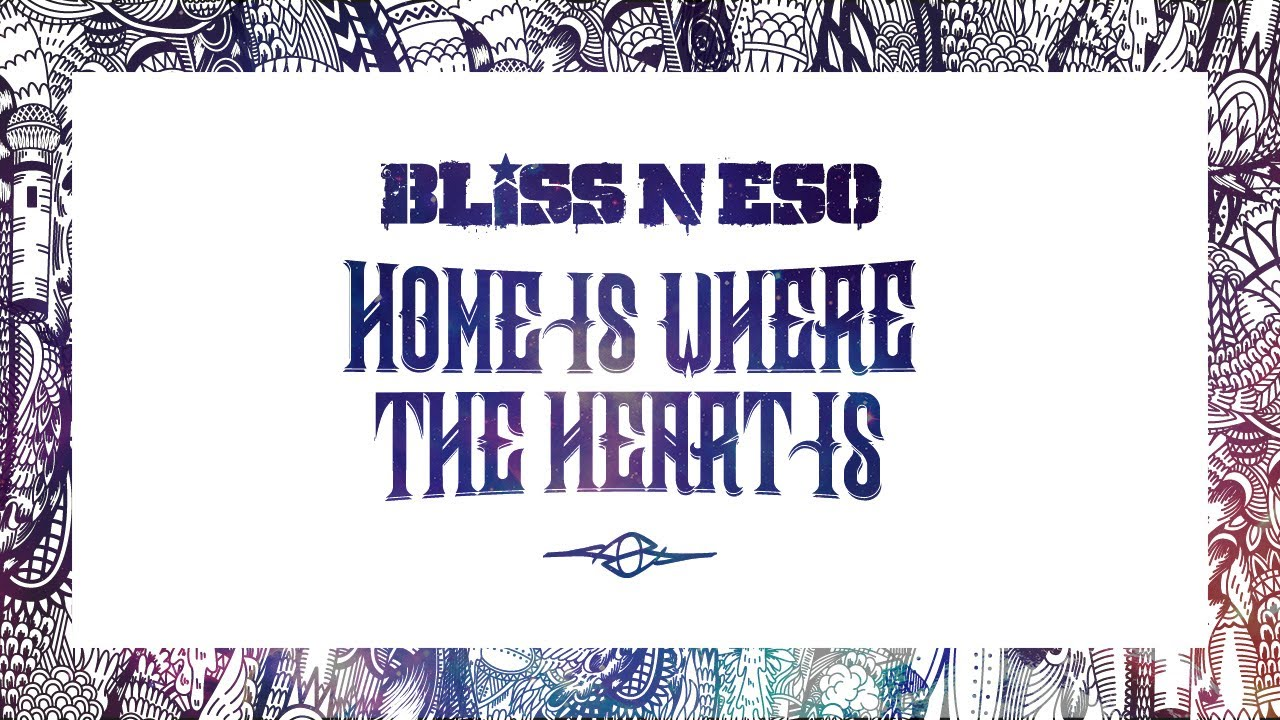 bliss n eso home is where the heart is circus in the sky youtube. Black Bedroom Furniture Sets. Home Design Ideas