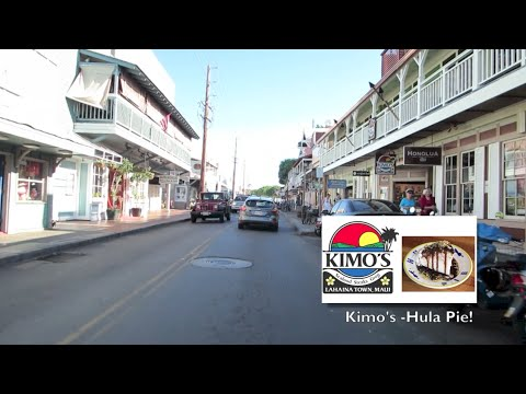 35 Must See & Do's - Front Street, Lahaina, MAUI
