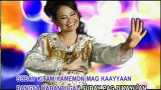 Lagu Bajau - Lolay Pangaddatan (Den Bisa & Dyana)