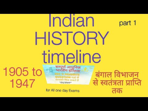 Indian history timeline from to explanation by aniket mishra in hindi part also rh youtube