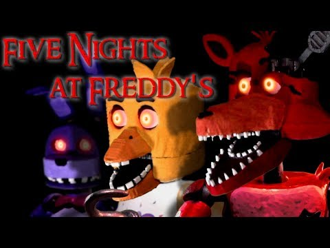 Five Nights at Freddys The action Music