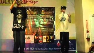 Repeat youtube video LIL SMOKE and LIL TRIZTAH LIVE!