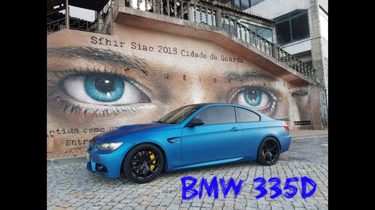 bmw 335d e92 453 hp dia de ca a youtube. Black Bedroom Furniture Sets. Home Design Ideas
