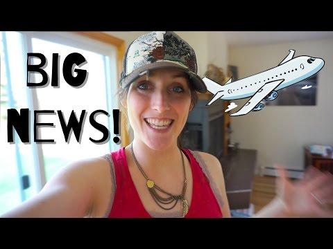Daddy Left Alaska   HUGE Announcements!
