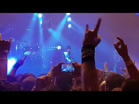 King Diamond En Chile 2017 / Intro/Welcome Home