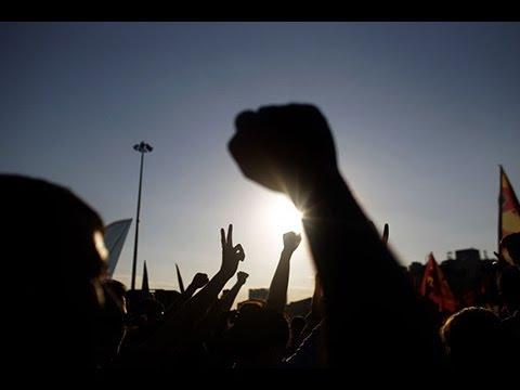Massive protests rock Kashmir University over Gowhar's killing
