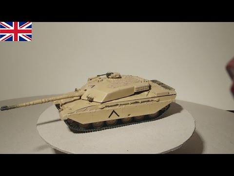 Challenger I MBT - British Army - 1:72 Modell