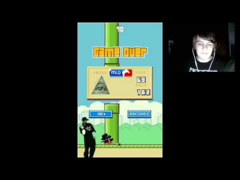 Mlg 420 blaze it flappy bird best game ever youtube