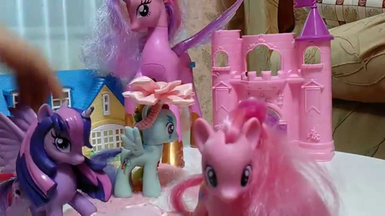 Моя маленькая пони. Принцесса Каденс и Твайлайт Спаркл ...