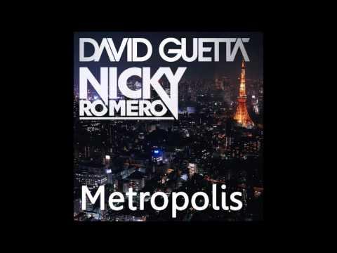 David Guetta - Metropolis клип