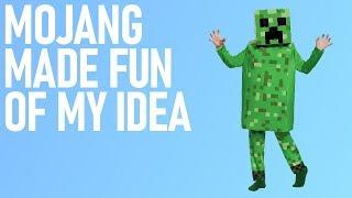Mojang Made Fun of My Idea