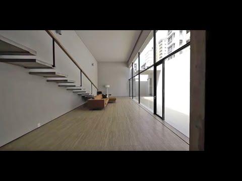 2011年9月_新建築住宅特集2011年9月号「VALLEY」 - YouTube