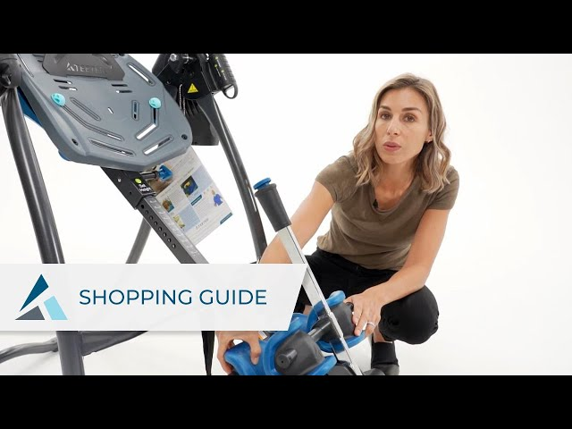 What to Look for When Buying an Inversion Table