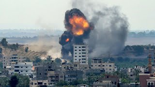video: Israel agrees Gaza ceasefire with Hamas after 11 days of intense fighting