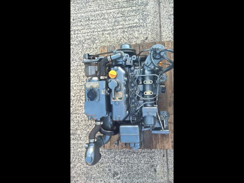 For Sale: Yanmar 3JH25 25hp Marine Diesel Engine Package - LOW HOURS!! -  GBP 2,595
