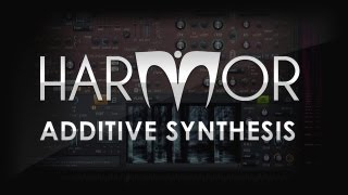 Harmor | Additive Synthesis Terms