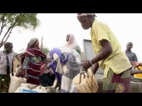 Central African Republic: Vital water and farming support to remote village