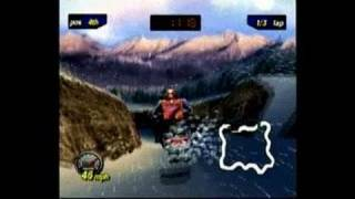 Polaris SnoCross PlayStation Gameplay_2000_09_01_1