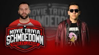 Josh Macuga VS Paul Oyama - Movie Trivia Schmoedown