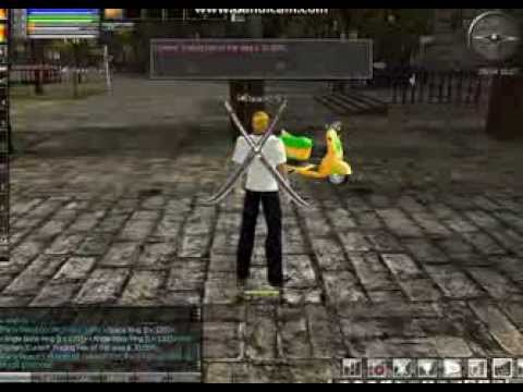 Ran-Online Gameplay Part 1
