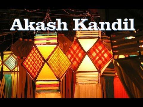 Akash Kandil (Diwali Lantern) using Suma Foods Kit