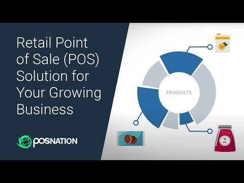 Retail Point of Sale Solution for Your Growing Business | POS Nation
