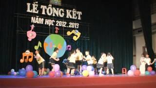 Phim Viet Nam | Trường mầm non song ngữ Colorhouse Bài hát Trống Cơm Green 1 2 | Truong mam non song ngu Colorhouse Bai hat Trong Com Green 1 2