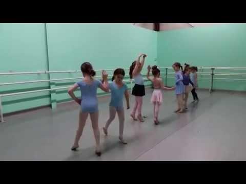 Kids 2 Ballet