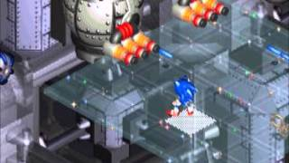 Sonic 3D Blast PC Remake - Final Fight