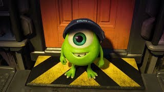 Baby Mike Wazowski - Monsters University