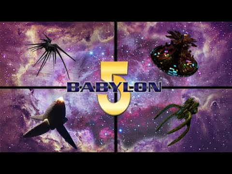 Top Ancient Races Capital Ships | Babylon 5