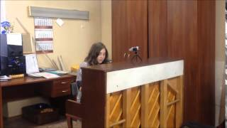 Tori Amos - Lust (cover by Anastasia Busova)