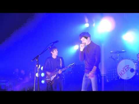 Arctic Monkeys / Miles Kane - 505 live @ Casino De Paris - Jan 31, 2012