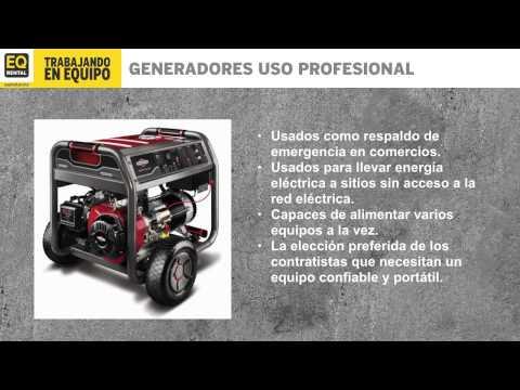 Tipos De Generadores thumbnail