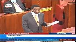 Senator Orengo - Senate sitting to oust Kindiki