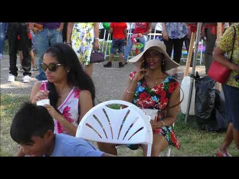 Sando Mayor Ald. Junia Regrello, Sando West MP Hon. Faris Al-Rawi Family Fun Day, Skinner Park 2018