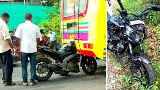 Top 10 : Bajaj DOMINAR 400 Crashes In India ! ! !