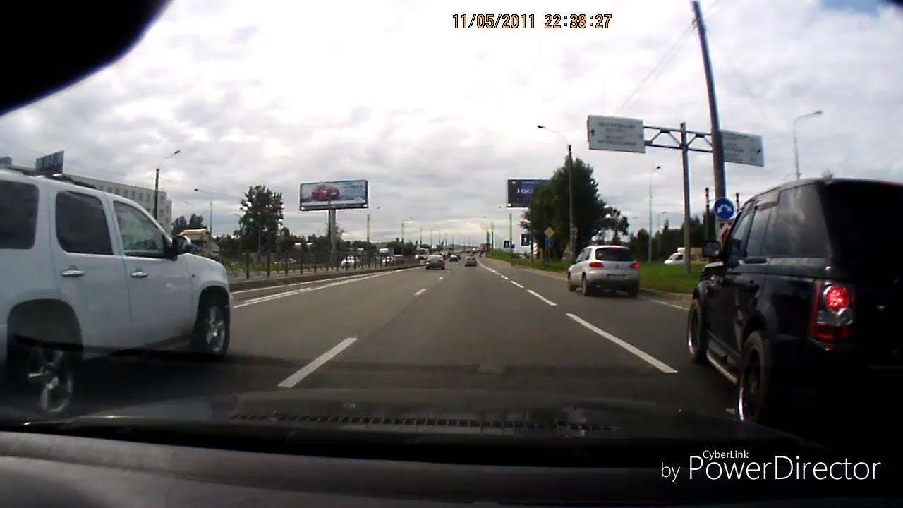 ДТП на Шафировском проспекте 03 сентября