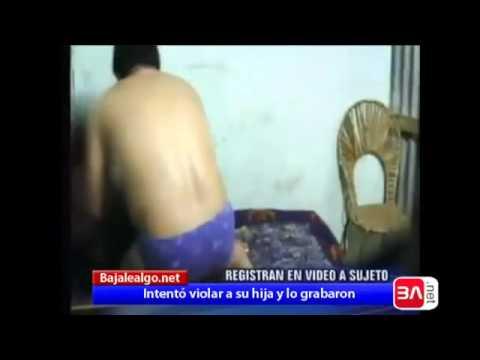 Hombre trata de violar a su hija y le Brinda Dinero!!