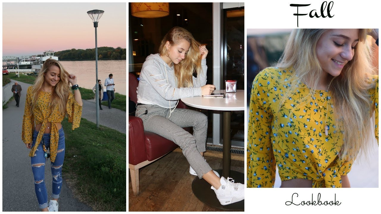 [VIDEO] - Fall lookbook | I try out Romwe-clothing 2
