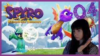 THE REST OF MAGIC CRAFTERS WORLD lol - Spyro Reignited Trilogy - Spyro The Dragon - Part 4