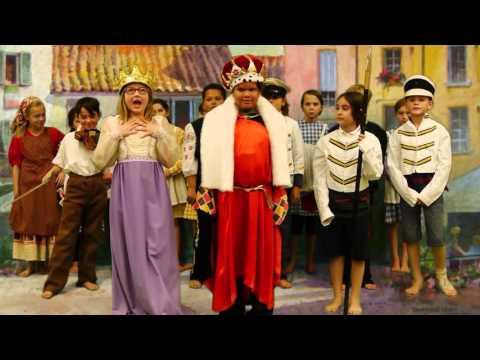 Hungarian Folk Tales (Green Screen, Elementary School)