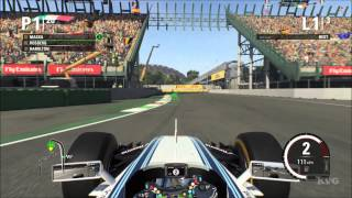 F1 2015 - Autódromo Hermanos Rodríguez | Mexican Grand Prix Gameplay (PC HD) [1080p]